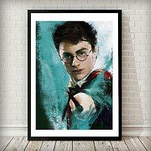 Gerahmter Grafikdruck Harry Potter Inspired