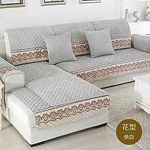 Gerald Baumwolle gesteppt sofabezug, Möbel