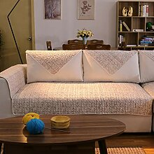 Gerald Baumwolle gesteppt sofabezug, Multi-Size