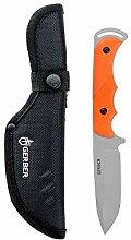 Gerber 172010 Freeman Fixed orange Outdoormesser,