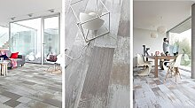Gerflor Senso Rustic - Patchwork Grey AS