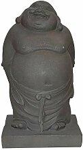 GerichteKeuze Gartenstatue Happy Buddha stehend