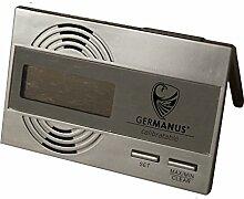 GERMANUS Digital Humidor Hygrometer Kalibrierbar