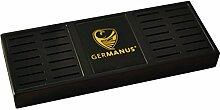 GERMANUS Premium Humidor Befeuchter XL Schwarz inkl. Magnet Halterung und Anleitung