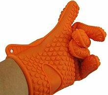 GERMER Silikon-Ofen-BBQ Grill Handschuhe
