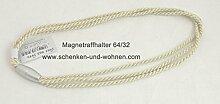 Gerster Raffhalter mit Magnetverschluss 64/32 cm