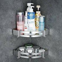 GERUIKE Duschregal Regal Dusche Ecke Badezimmer