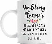 Geschenk für Hochzeitsplaner, lustige