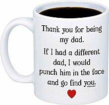 Geschenk für Papa - Dankeschön für BDAD
