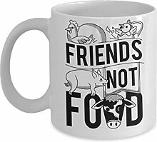 Geschenk für Tierliebhaber, Fr-Enden nicht Essen