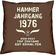 Geschenk Set 42. Geburtstag : Hammer Jahrgang 1976