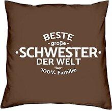 Geschenk-Set :: Beste große Schwester der Welt ::
