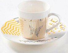 Geschenk Tasse Creative Leopard Anamorphic Cup