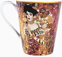 Geschenk Tasse Ölgemälde Kunstwerk Tasse Kaffee