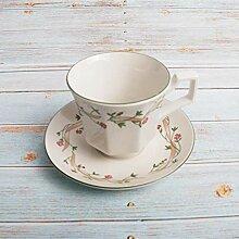 Geschenk Tasse Porzellan Teetasse Untertasse