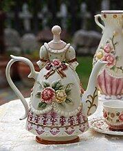 Geschenk Tasse Tassen Rose Keramik Kaffeetasse und
