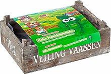 geschenkartikel-shopping Gemüse Freund Gerda Gurke Samen Saatgut Pflanz-Set Geschenkidee