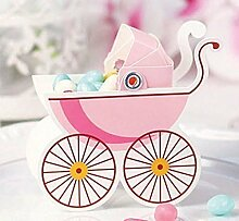 Geschenkbox 25 x Gastgeschenk Geburt Taufe Baby