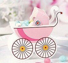 Geschenkbox 50 x Gastgeschenk Geburt Taufe Baby