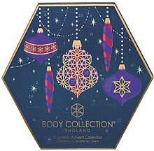 Geschenkbox Body Collection Beauty-Adventskalender