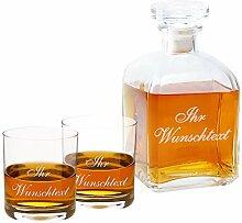 Geschenke 24: Whiskykaraffe (Edel) mit