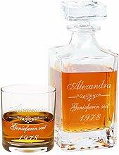 Geschenke 24: Whiskykaraffe (Luxus) mit