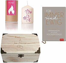 Geschenke.de Magical Wedding Set -
