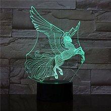 Geschenke für Väter Geburtstag Nachtlicht 3D