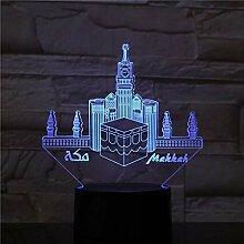 Geschenke für Weihnachten Nachtlicht 3D LED
