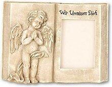 Geschenkestadl Grabschmuck aufgeschlagenes Buch