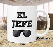 Geschenkidee für Boss El Jefe Kaffeetasse, 325 ml
