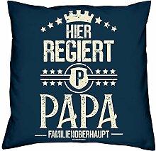 Geschenkidee für Den Vater: Hier Regiert Papa …