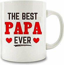 Geschenkidee für Papa Der beste Papa aller Zeiten