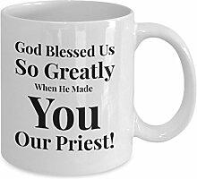 Geschenkidee für Priester, Katholische oder