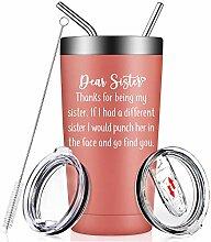 Geschenkidee für Schwester, Bruder – Dear