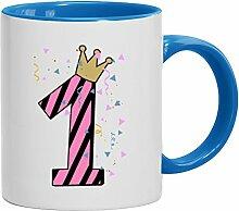 Geschenkidee Geburtstags Kaffeetasse Becher Tasse