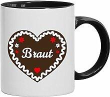 Geschenkidee Junggesellenabschieds JGA Kaffeetasse