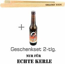 Geschenkset 2-TLG. Bier zum auswählen und