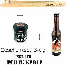 Geschenkset 3-TLG. Bier zum auswählen,