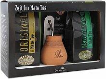 Geschenkset Delicatino Keramik - Natural Green -