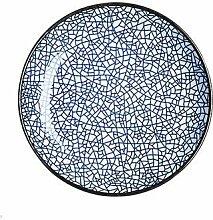 Geschirr Geschirr Stil Keramik Dinner Teller