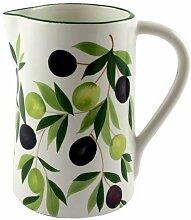 Geschirr-Serie Oliv Krug, 250 ml, H11 cm