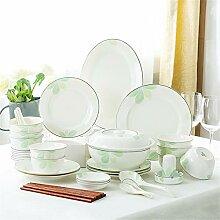 Geschirr Set 56 Jingdezhen Keramik Koreanisch