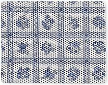 Geschirrablage 2 Stück -K&B Vertrieb- Abtropfmatte Spülbeckenablage Spülbeckenmatte Antirutschmatte
