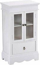 Geschirrschrank House of Hampton Farbe: Weiß