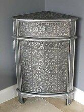 Geschirrschrank, im französischen Vintage-Stil,
