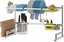 Geschirrtrockner über Waschbecken, Geschirrkorb