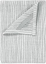 Geschirrtuch Belt Blomus Farbe: Weiß/Hellgrau