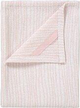 Geschirrtuch Belt Blomus Farbe: Weiß/Puderrosa