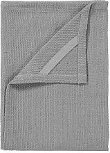 Geschirrtuch Grid Blomus Farbe: Hellgrau